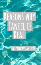 Reasons Janiel is real (written before Janiel was confirmed!) by PrincessJaniel16