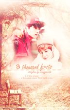 a thousand firsts(vkook) by army_bts12
