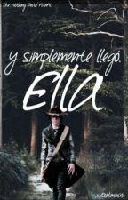 Ella |Carl Grimes| by owarinorubius
