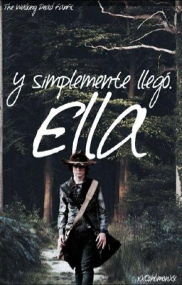 Ella |Carl Grimes|