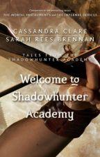 Bem - Vindo à Academia dos Caçadores de Sombras by R8SShadowhunter