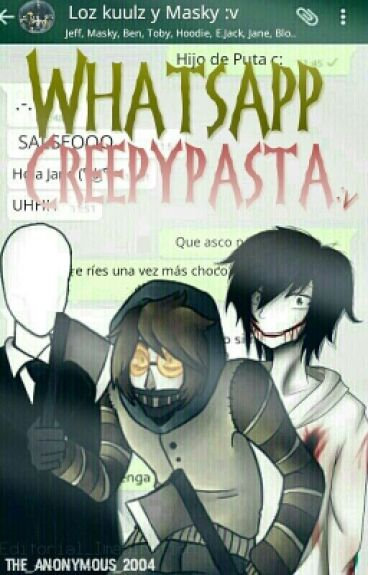 Whatsapp Creepypastas :v