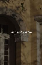 art and coffee by -lilotus