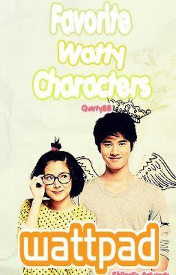 Favorite Watty Characters