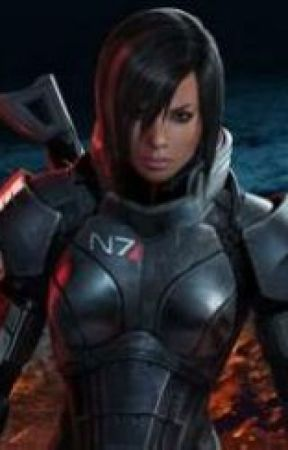 Major And Commander Shepards Mass Effect Fanfiction 1