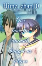 Our love for animals bought us closer (Special A fanfic) by Hime_chan10