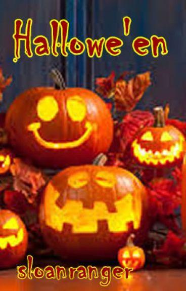 Hallowe'en by sloanranger