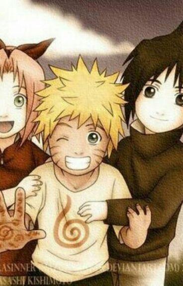Naruto its an act