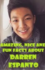 Amazing, Nice and Fun Facts About Darren Espanto by angela_1026