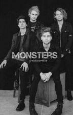 Monsters // 5sos [interracial/bwwm] by ericaawrites