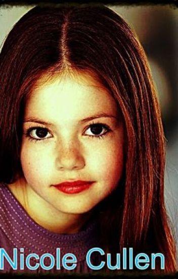 Renesmee's Twin Sister,Nicole