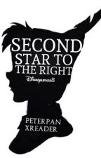 The Second Star to the Right ||Peter Pan x Reader|| by Disneylover8