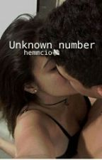 UNKNOWN NUMBER « Harry Styles ✔ by hemmcio