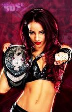 The boss of NXT Sasha Banks by wquueu