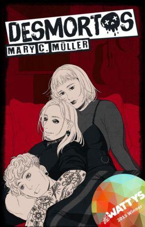 Desmortos by MariaClaudiaMller