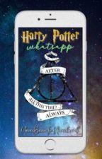 Harry Potter Whatsapp by Lydia_Hanna_