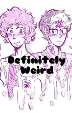 Definitely Weird- Teen! Cecilos by neatvale