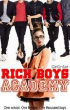 Rich Boys Academy by chowderrr