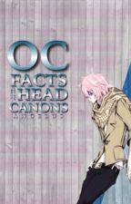 OC Facts & Headcanons by Arctic_Sky