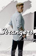 Strangers • j.b ✨ by _coldcoffee