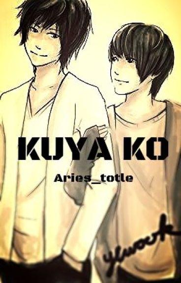 Kuya ko (boyxboy/yaoi/m2m)