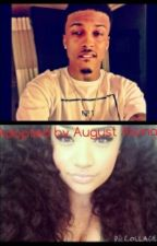 Adopted by August Alsina by princessmackenzie322