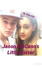 Jason McCann's Sister by KateTXOX