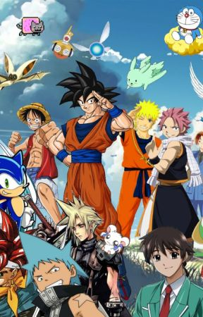 Various Anime Characters X reader -