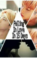 Falling In Love In 15 Days (Jinhwan y ___TN___) by v_moonsun