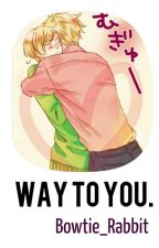 Way to You. (DenNor) by Bowtie_Rabbit