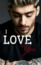 I Love You × Zerrie by perriela
