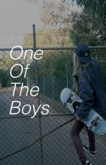 One of the boys