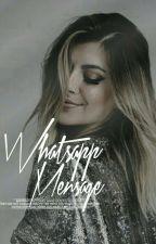 WhatsApp Mensage 2 {H.S} by SunQueen_