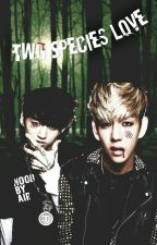 Two Species Love → Kim TaeHyung & Jeon Jungkook by gvL_pxr