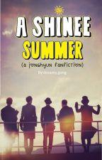 A Shinee Summer [a Jonghyun fanfic] by dreamymtuan