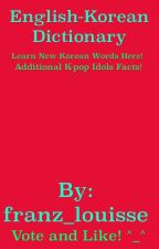 English-Korean dictionary by franz_louisse