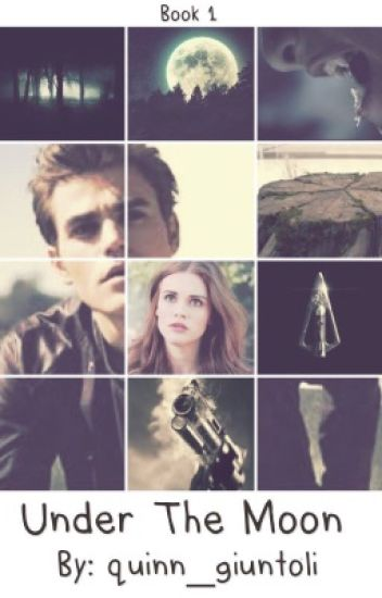 Under The Moon | Lydia Martin 3A