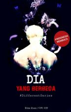 Different : Darkness Revenge  by xiandita1004