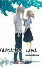 Unexpected Love by MaryLordRowieRecto