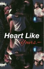 Heart Like Yours by vanillametzy