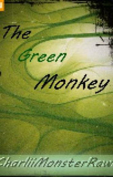 The Green Monkey by CharliiMonsterRawr