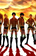 Attack On Titan Preferences by CautionFangirl1214