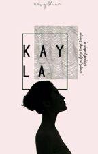Kayla by navy-bluue