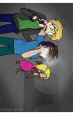 what would have happened if the charactors from the haunted came to our world... by FlamingDiamond0717