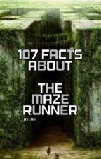 107 feiten over 'The maze runner' die je MOET weten! by ItzJustMii