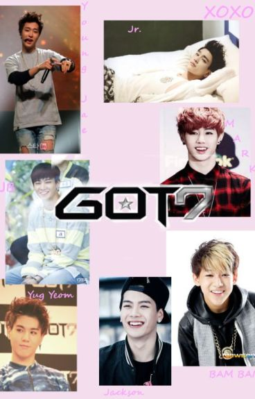 Got7 Imagines (request open)