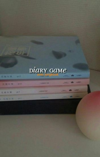 diary game; bts