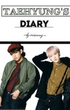 Taehyung's diary by cristinacamy