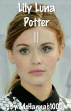 Lily Luna Potter 2-Abgeschlossen by MsHannah1000