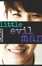 little evil man by DRLLHN